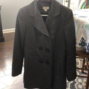 Ann Taylor Loft dress coat